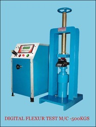 Digital Flexural Testing Machine