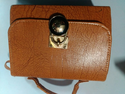 Leather Fancy Hand Bags