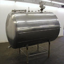 Stainless Steel Milk Chilling Tank