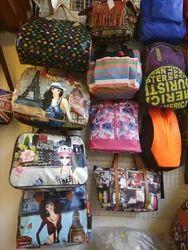 Printed Side Bags