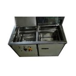 Multistage Ultrasonic Jewelry Cleaners