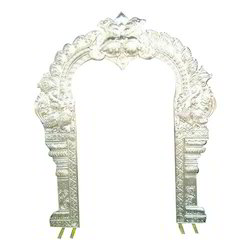 Temple Prabhai - Makara thoranam