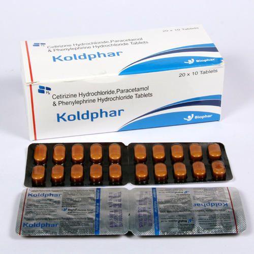 cetirizine hydrochloride tablets shelf life