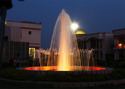LED Lights Water Fountain