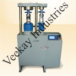 Compression and Flexure Testing Machine