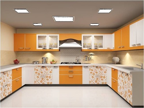 modular kitchen interior designing - Kitchen Interior