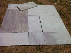 Raveena White Sandstone Pavers