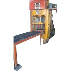 Ash Bricks Making Machine
