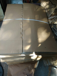 Automobile Packaging Corrugated Box