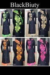 Semi Stitch Cotton Suit