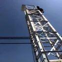 Tiltable Tower Ladder