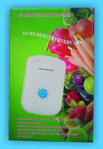 Fruit and Vegetable Purifier | IMC Health Care