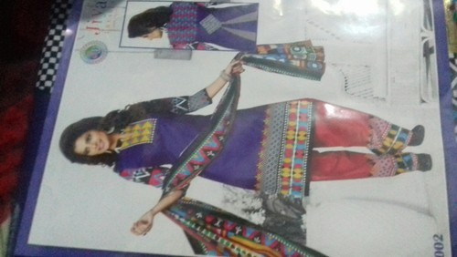 Casual And Formal Every Colour Printed Pure Cotton Printed Salwar Suit Piece
