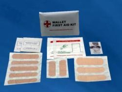 Wallet First Aid Kits