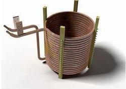 Induction Furnace Melting Coil & Crucible
