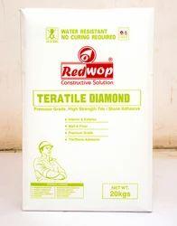 Teratile Diamond - White Tile Adhesive - 20kg
