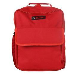 Dark Red Small School Bag