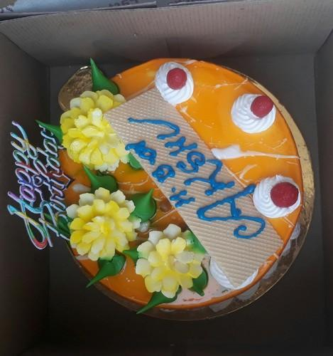 Sensational Birthday Cake At Rs 800 Kilogram Birthday Cake Lets Deliver Funny Birthday Cards Online Hendilapandamsfinfo