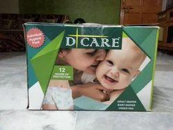 D- Care Baby Diaper