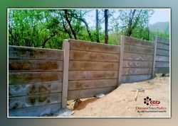 RCC Folding Concrete Compound Wall in Pune