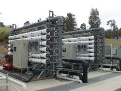 Manual Ultra Filtration Plant