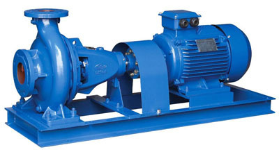 Centrifugal Pumps - Back Pull Out End Suction Manufacturer from Mumbai