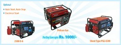 Auto Start Portable Compact Generator