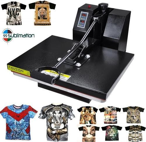 c3978c4a 80 X 100 Inches Large Format Full T Shirt Printing Machine at Rs ...