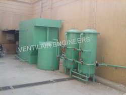 150KLD Sewage Treatment Plant