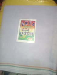 Cotton Gamcha, Size: 1.60 Approx.