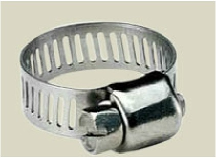 British Type Outer Side Thread - Hose Cl& & Hose Clamp - Worm Drive Hose Clamp Manufacturer from Ludhiana