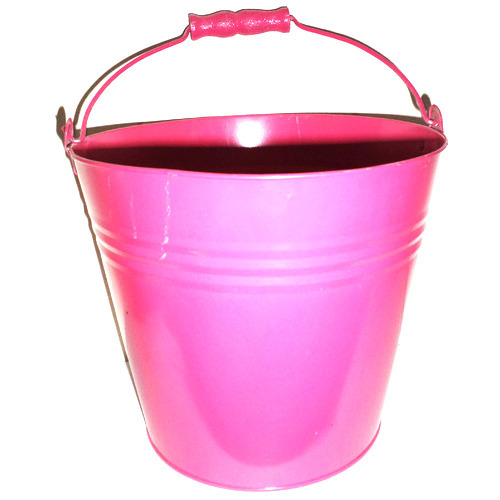 Metal Galvanized Bucket Rs 90 Piece Wandcraft Exports