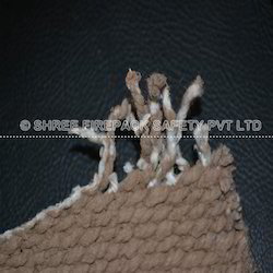 Vermiculite Coated Ceramic Fiber Fabric