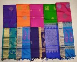 Pure Silk Soft Silk Sarees