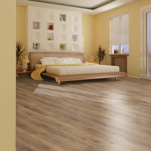 Brown Pvc Floor Covering Thickness 2 5 Mm Rs 60 Square