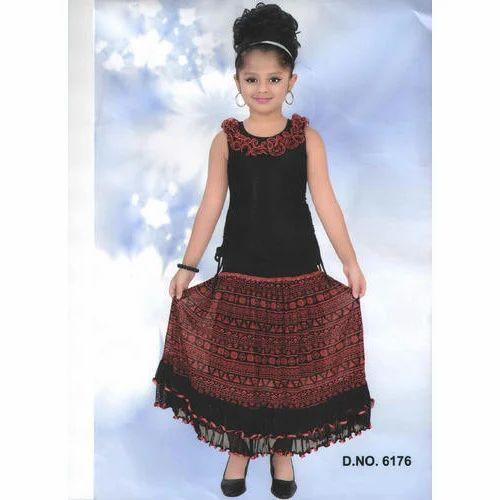 a0d6ff8e59f19 Fancy Kids Skirt Tops at Rs 200  piece(s)