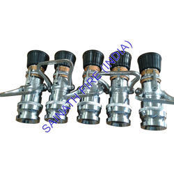 Sainath Fire Brass Select Flow Nozzle, for Industrial, for Gas Pipe