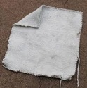 Thermoelectric Material Ceramic Fiber Cloth