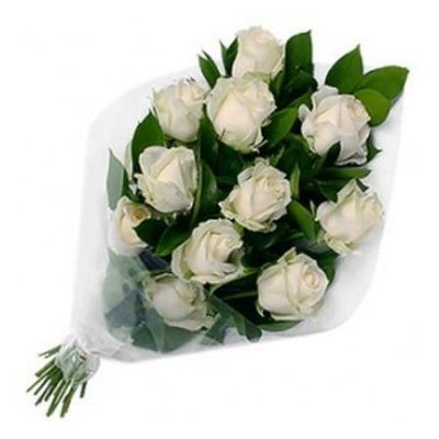 White flowers bunch flower and bouquet flower shoppe gurgaon white flowers bunch mightylinksfo