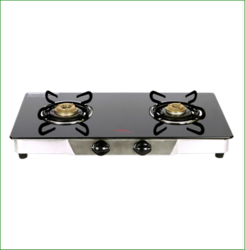 HINDWARE Cooktop Armo GL 2B, Size: 70cm