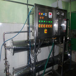 Automatic RO Plant