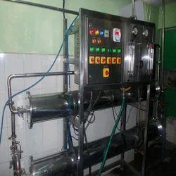 Automatic RO Plant