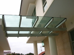 MS Glass Canopy