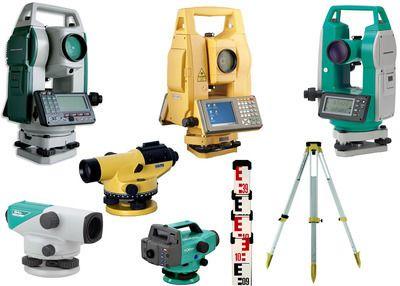 Road Survey Equipment