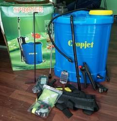 2 In 1 Cropjet Brand Knapsack  Sprayer