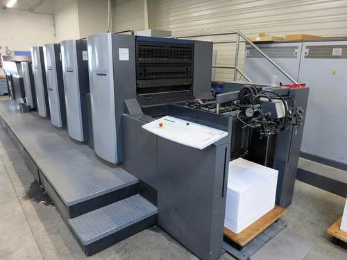 heidelberg sm 74 four colour offset machine at rs 27500000 unit rh indiamart com