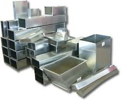 Stainless Steel AC Ducting