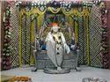 Shree Sai Temple Decoration