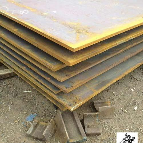 Mild Steel Plates Ms Plate Wholesale Trader From Ghaziabad