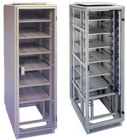 Floor Mount Server Rack